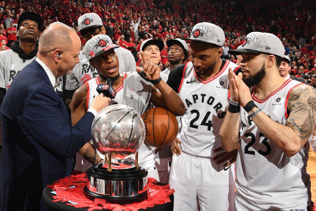 Eastern Conference Finals - Milwaukee Bucks v Toronto Raptors - Game Six