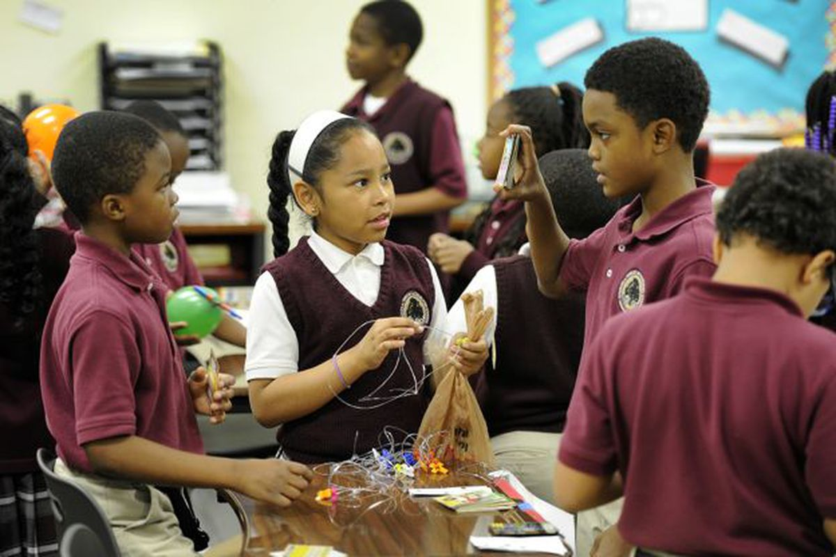 Schools in the Tindley network are among the most racially isolated in the city.