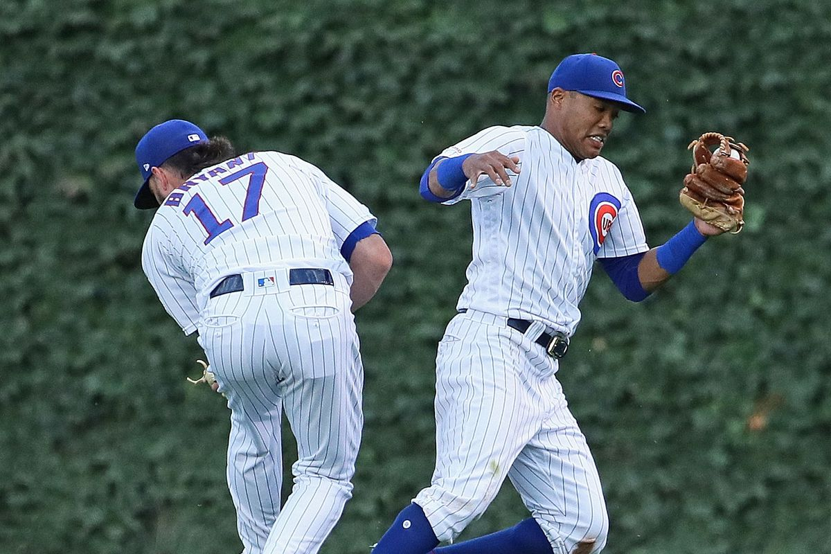 Cubs' goal after All-Star break: Clean up mistakes and lapses