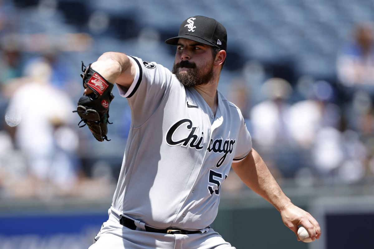 White Sox left-hander Carlos Rodon (right) could start Wednesday against the Reds.