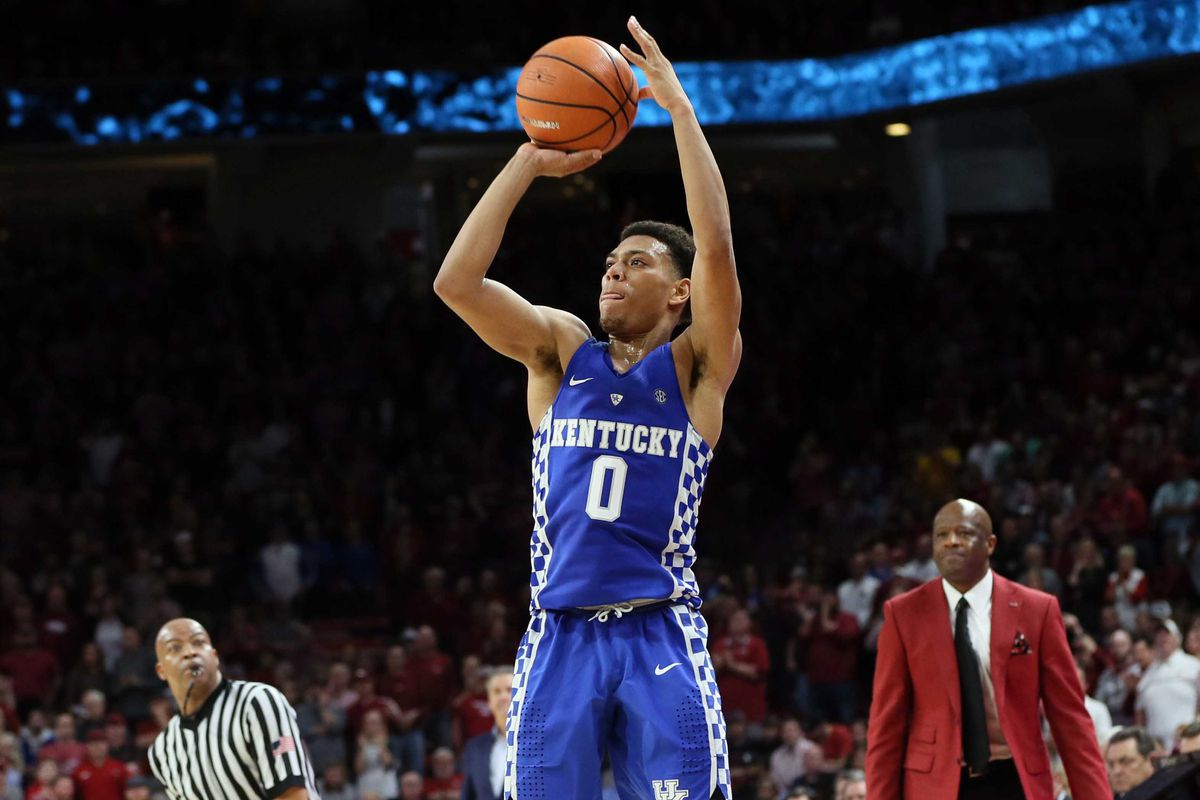 Kentucky Basketball Is An Enigma Well Into The Season: Kentucky Basketball: La Salle Mentioned As Possible