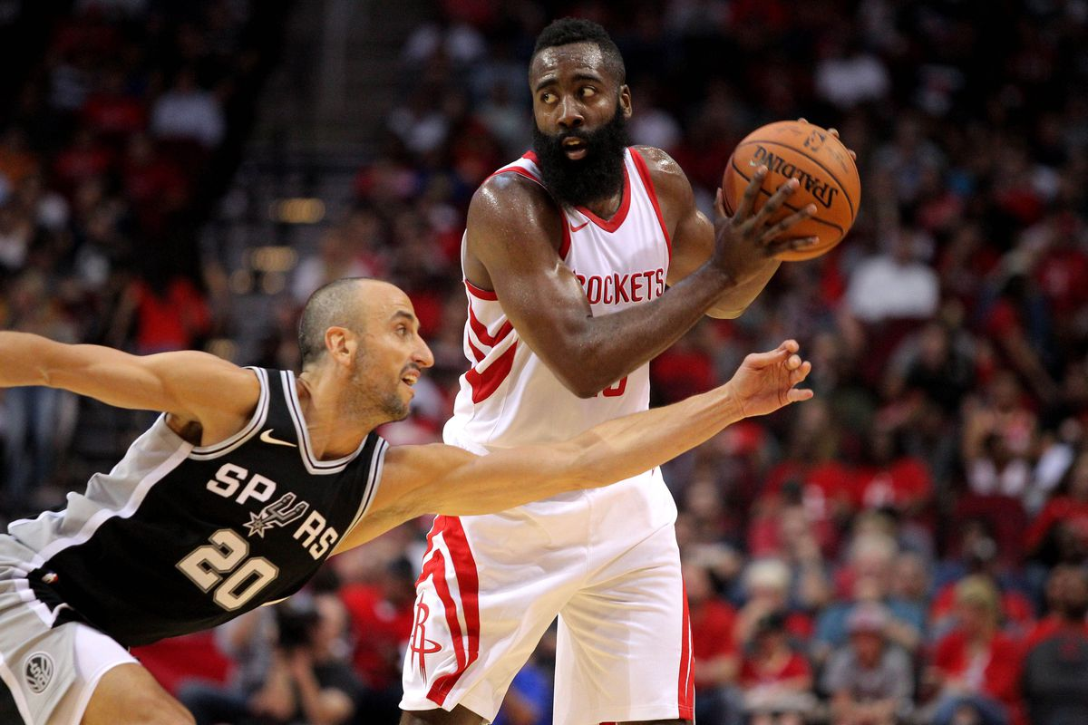 Houston Rockets vs. San Antonio Spurs game preview - The ...
