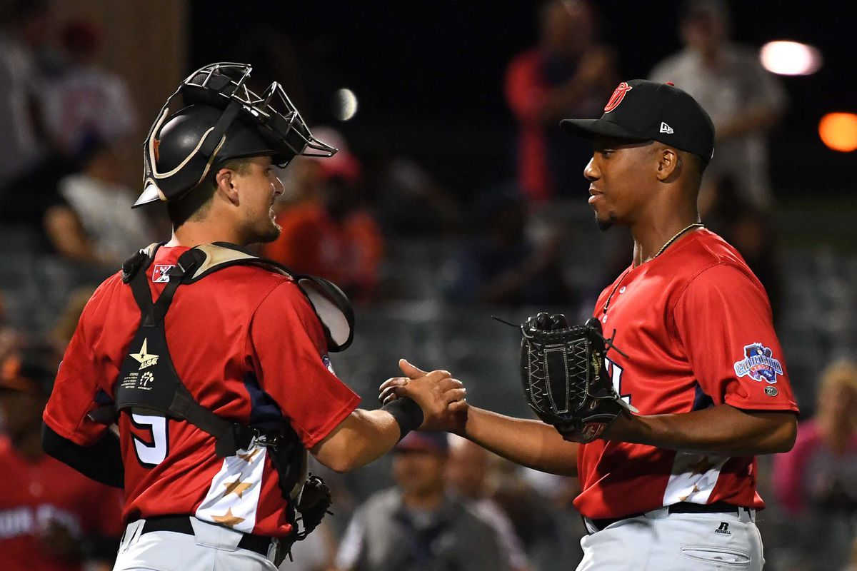 Minor League Baseball: California League-All Star Game