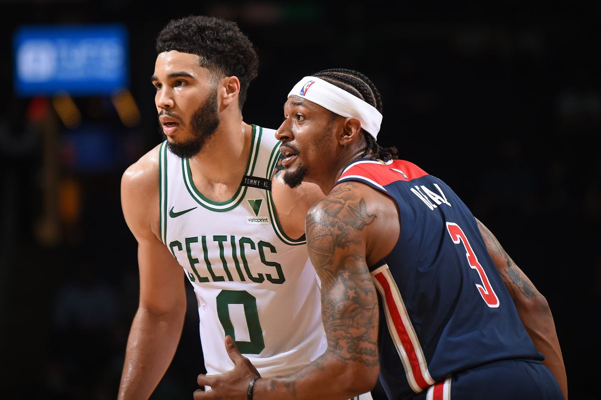 2021 Play-In Tournament - Wizards v Celtics
