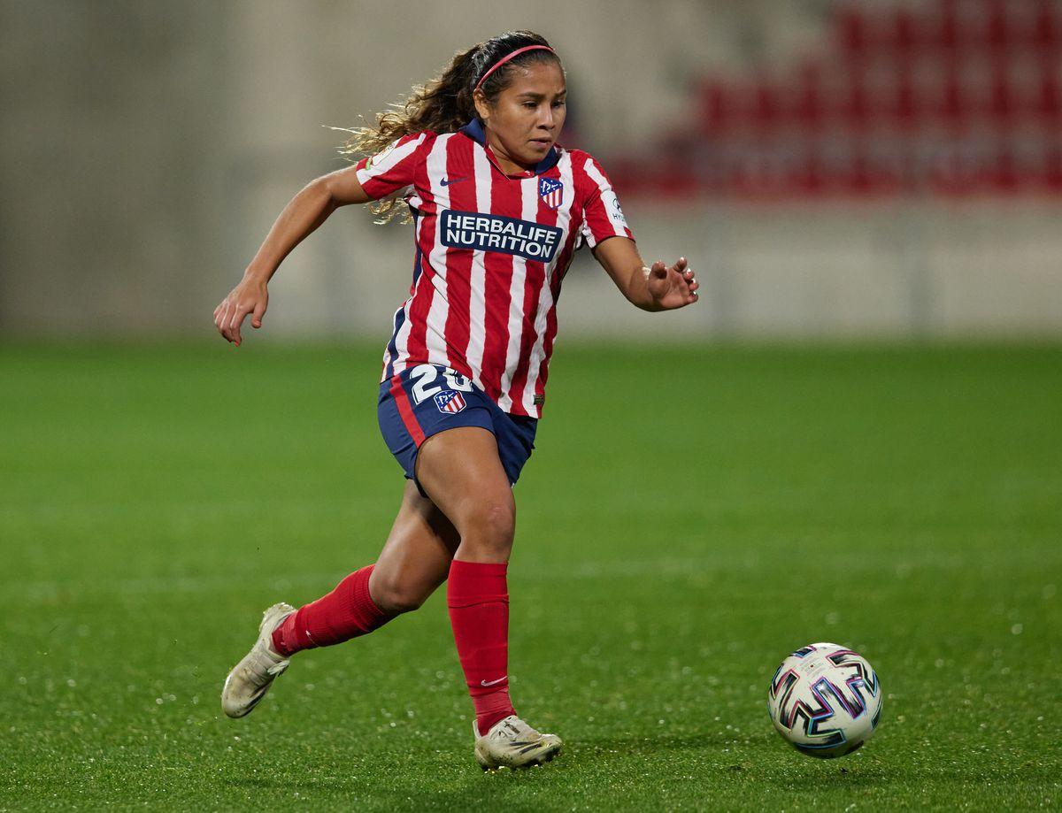 Atletico Madrid v Servette Football Club Chenois Feminin - UEFA Women's Champions League Round of 32
