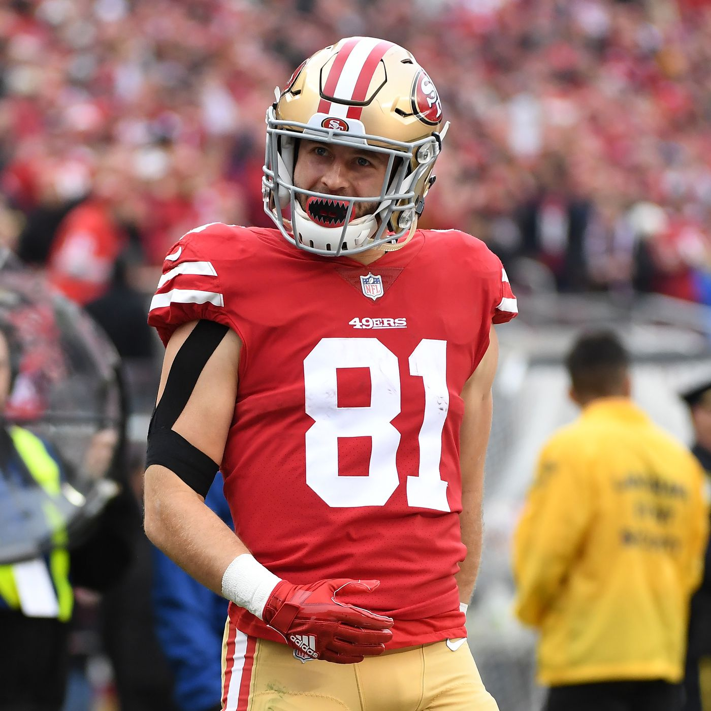 San Francisco 49ers The Niners Get Good News On The Injury Front Niners Nation