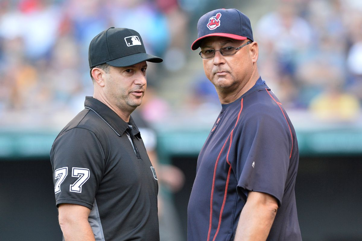 """""""Sorry, Mr Francona, but there's no rule against the Twins scoring that many runs."""""""