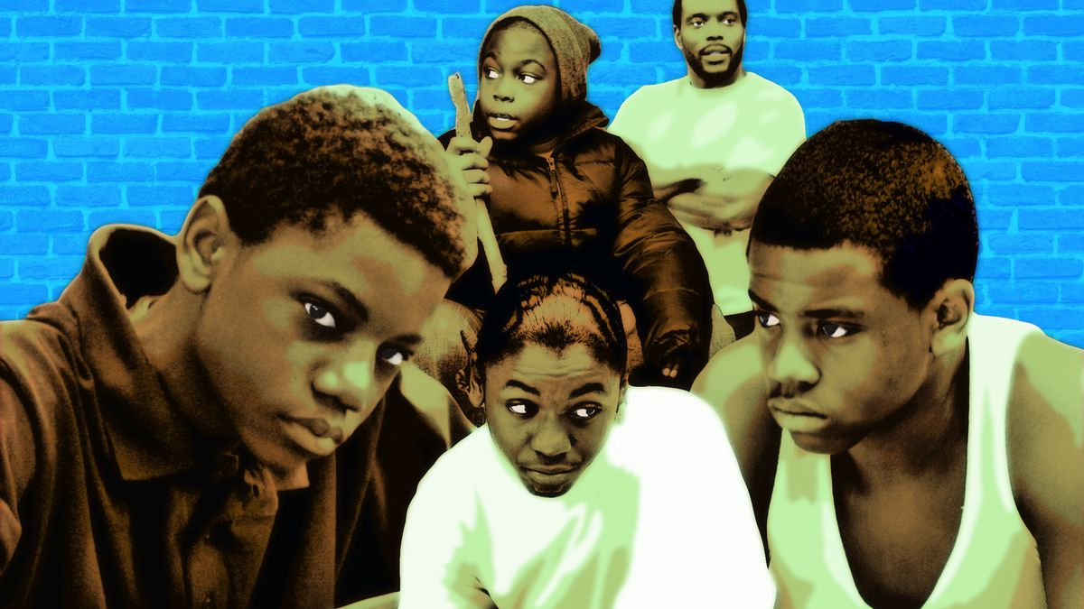 The Education of 'The Wire' - The Ringer