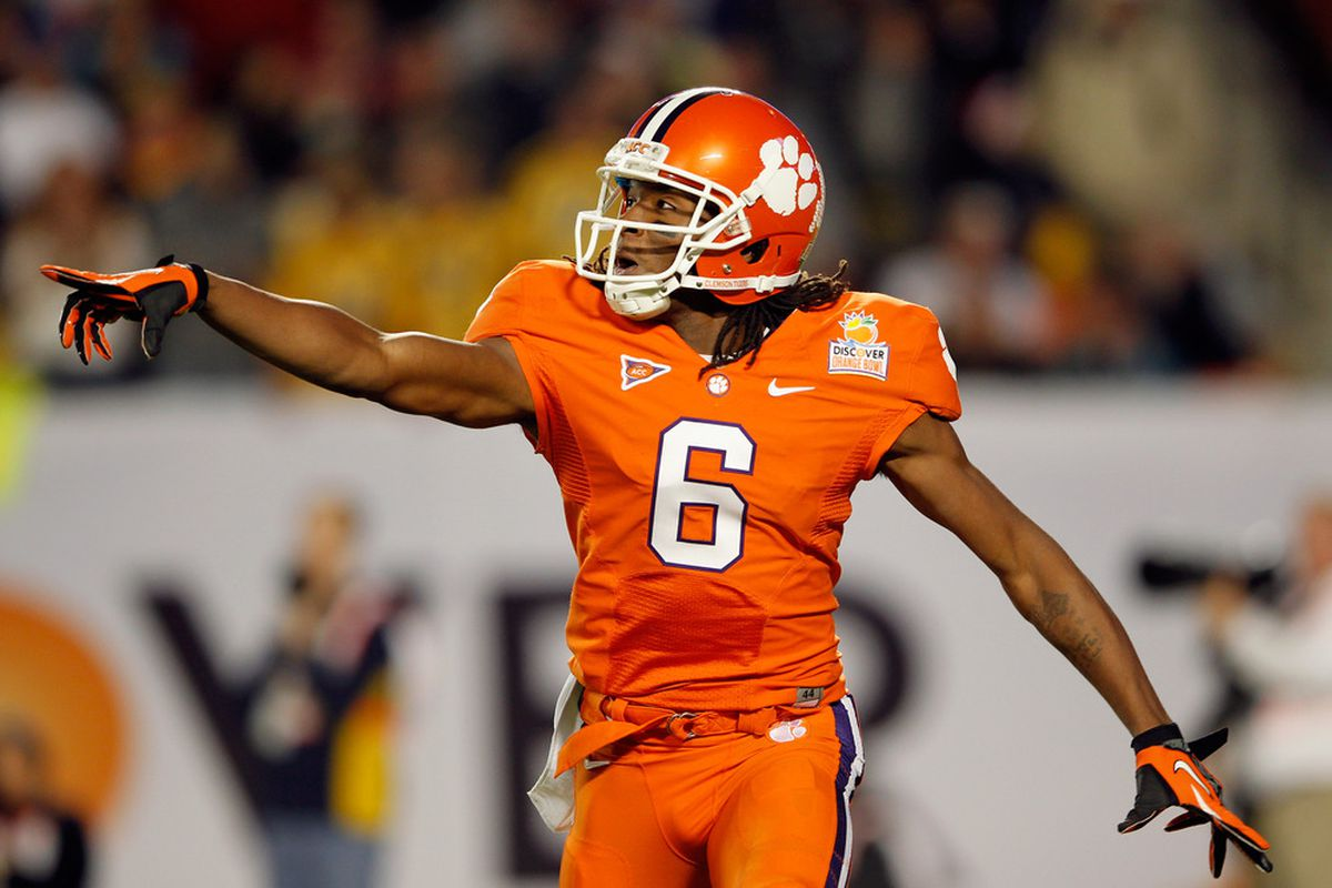 DeAndre Hopkins Selected by Houston Texans - Shakin The Southland