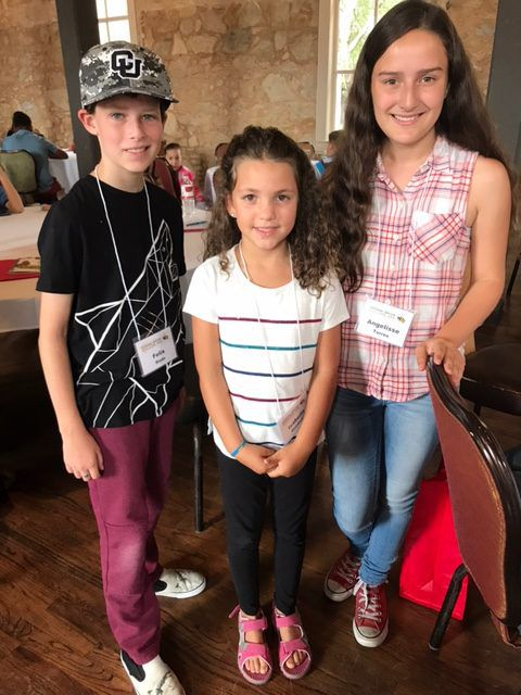 2017 winners of Colorado Spanish Spelling Bee. (Photo provided by Colorado Association for Bilingual Education)