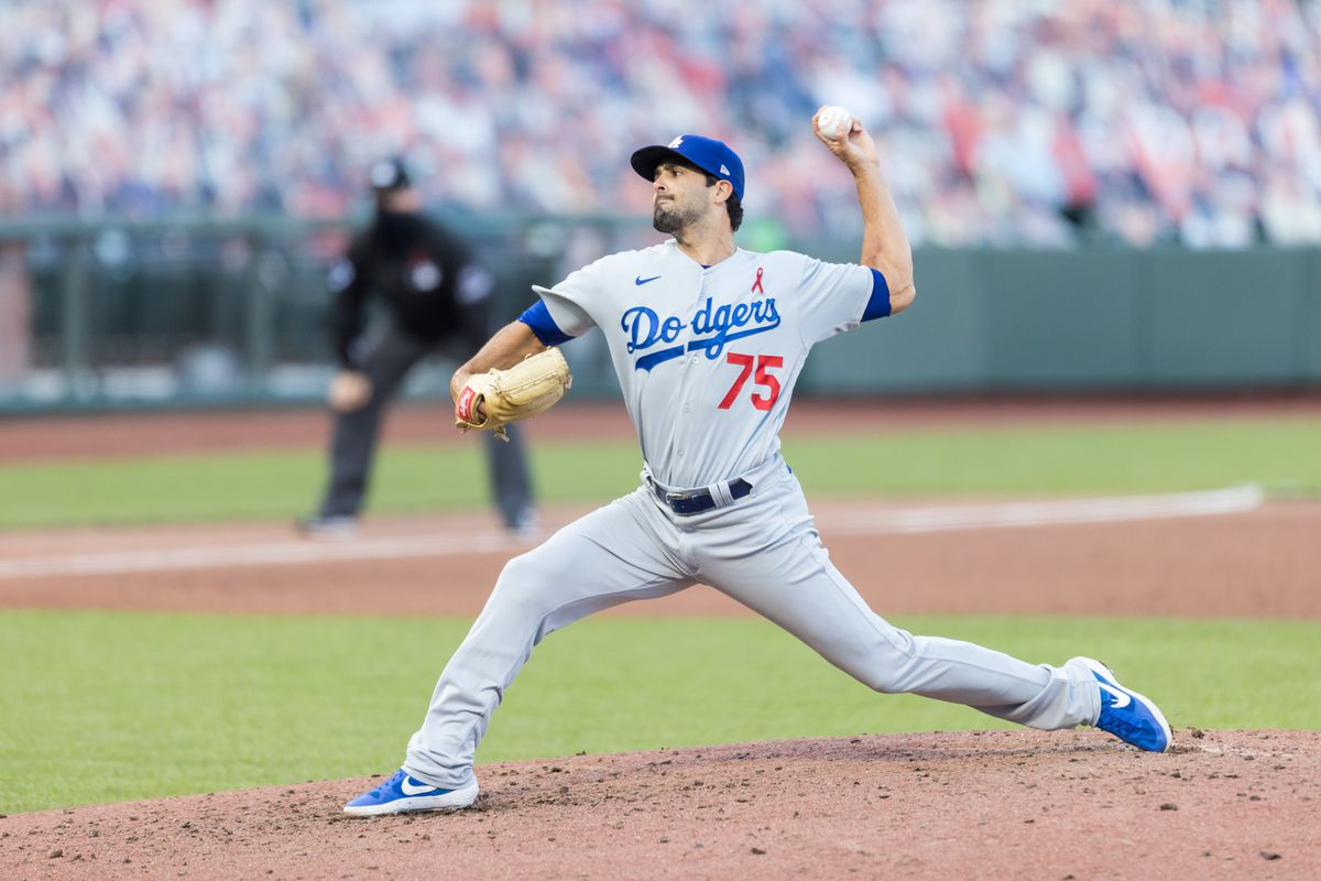 MLB: AUG 27 Dodgers at Giants - Game 2