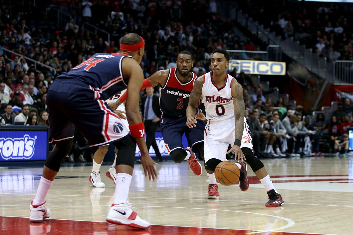 nba playoffs 2015: wizards vs. hawks series schedule, tv listings