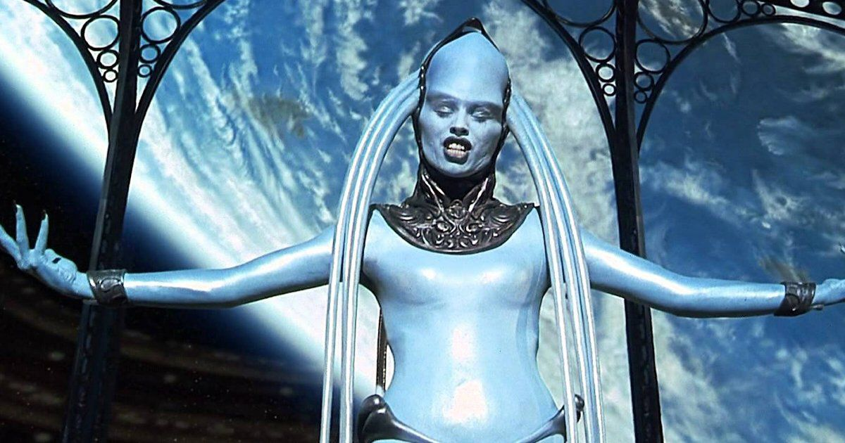 the Diva from The Fifth Element