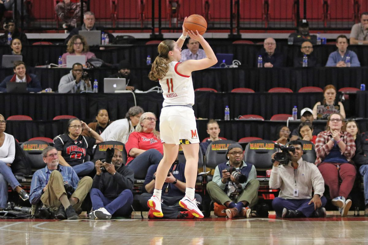 Taylor Mikesell, Maryland women's basketball, 2020