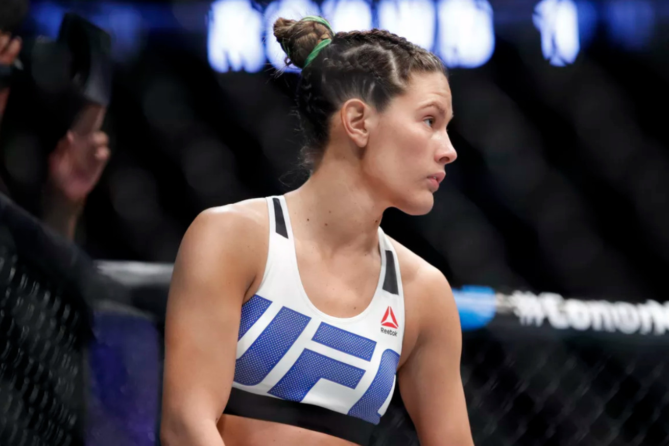 community news, Texas lifts Cortney Casey's three month suspension, reverses UFC 211 no contest ruling