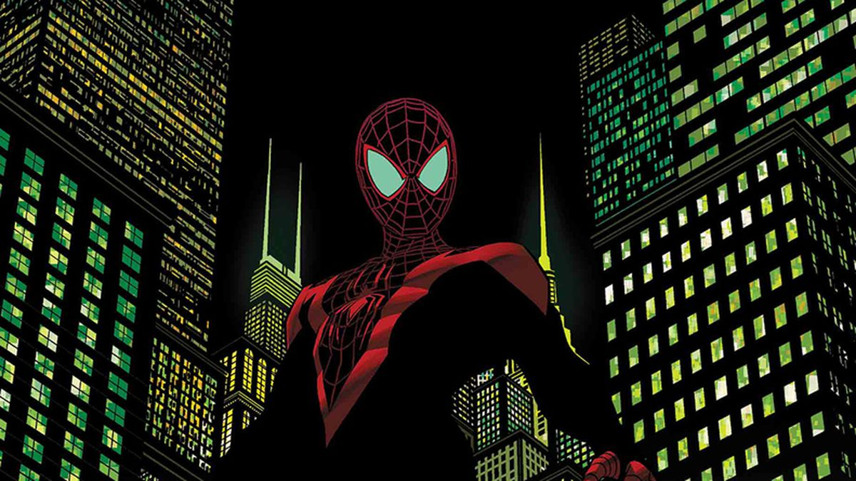 after spider-verse, miles morales stars in a new spider-man comic