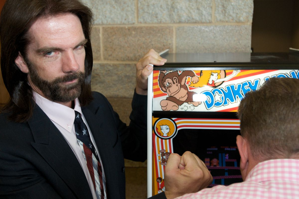 Donkey Kong record holder Brian Mitchell stripped of high scores