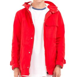 """<strong>Opening Ceremony</strong> Raincoat in Bright Red, <a href=""""http://www.openingceremony.us/products.asp?menuid=1&catid=17&designerid=6&productid=100367"""">$595</a>"""