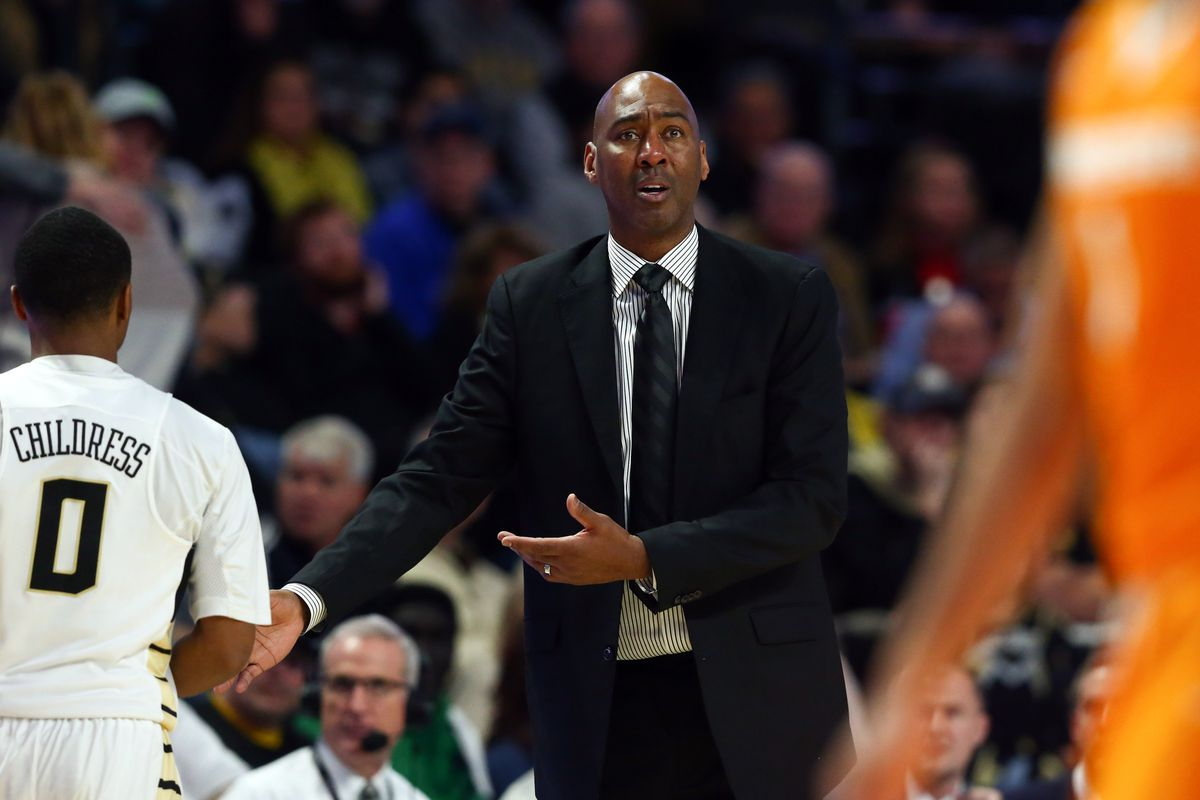 NCAA Basketball: Tennessee at Wake Forest