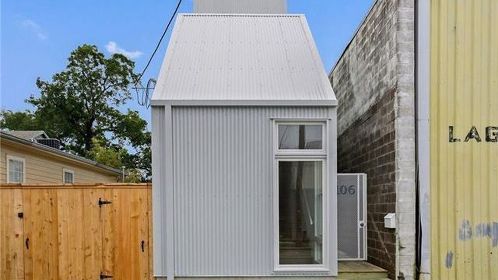978 sq ft irish channel tiny house asks 375k curbed - 1 bedroom houses for rent in new orleans ...