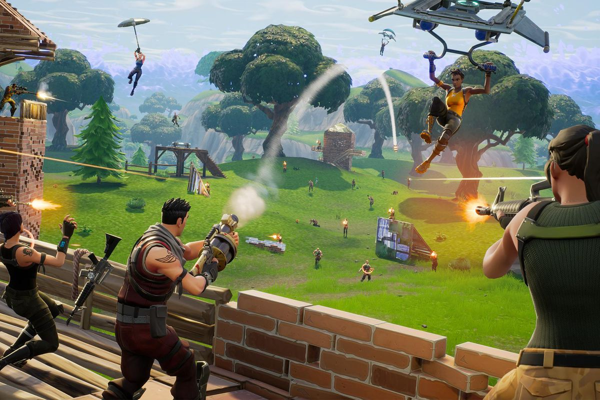 Fortnite S 50 V 50 Mode Is Teaching Players How To Be Less Selfish