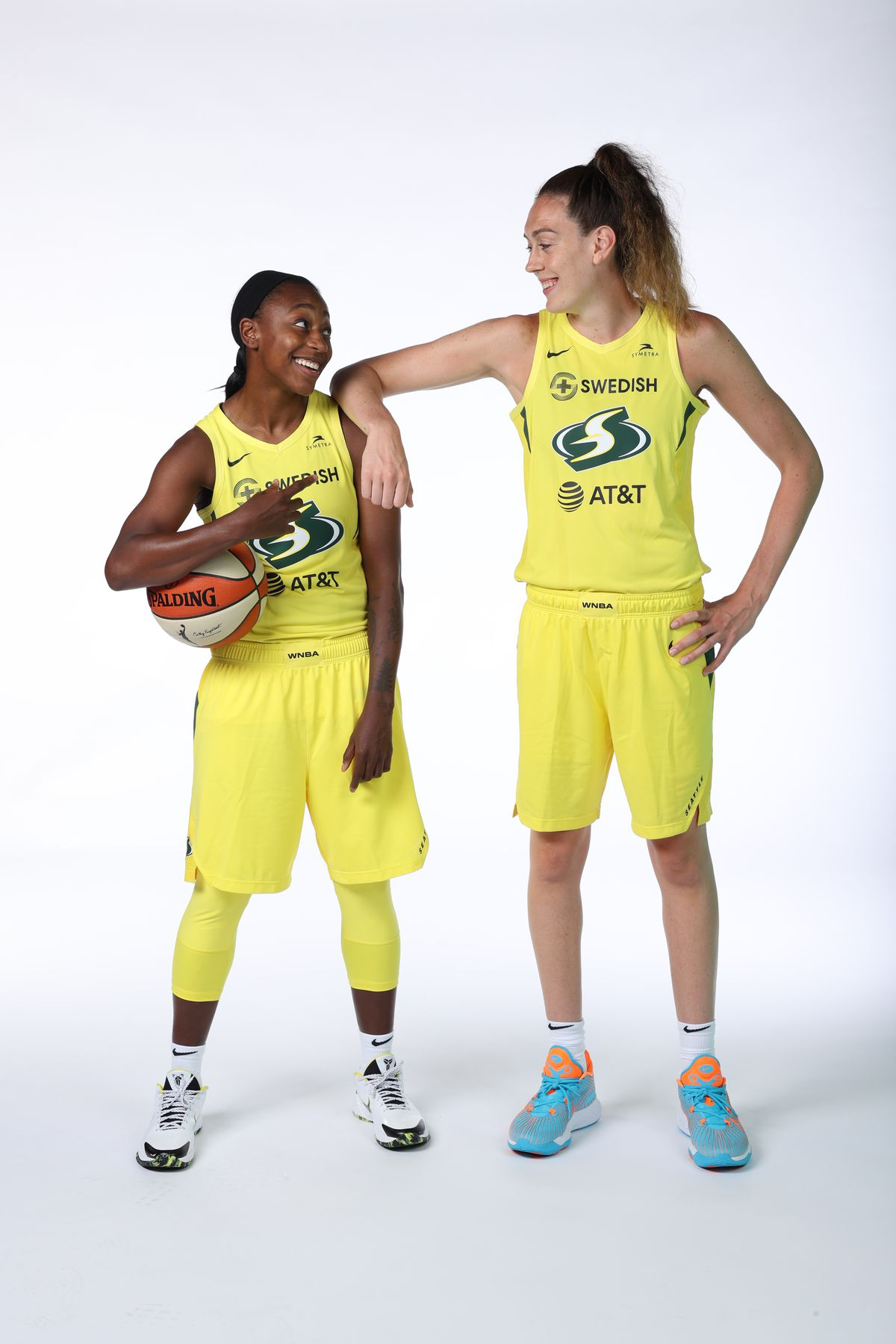 Seattle Storm Media Day