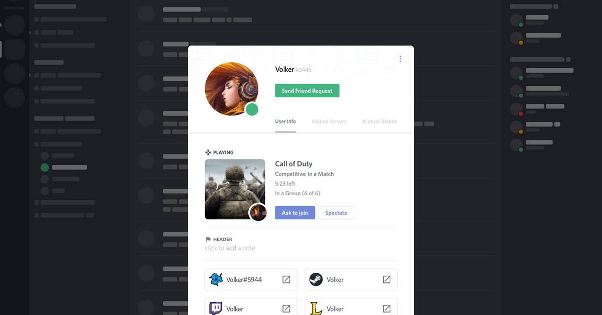 Discord introducing new feature to make jumping into games with friends easier