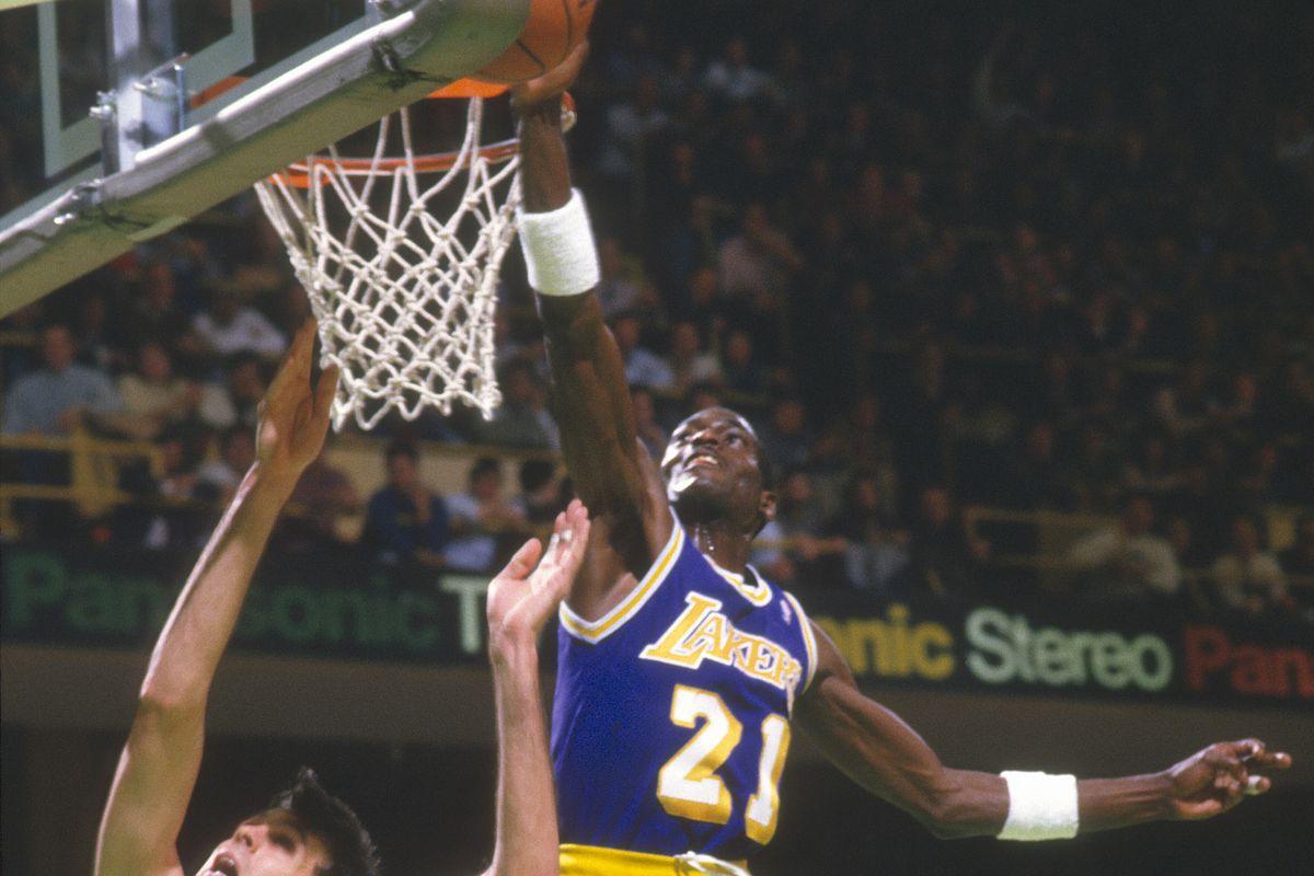 1984 NBA Finals - Los Angeles Lakers v Boston Celtics