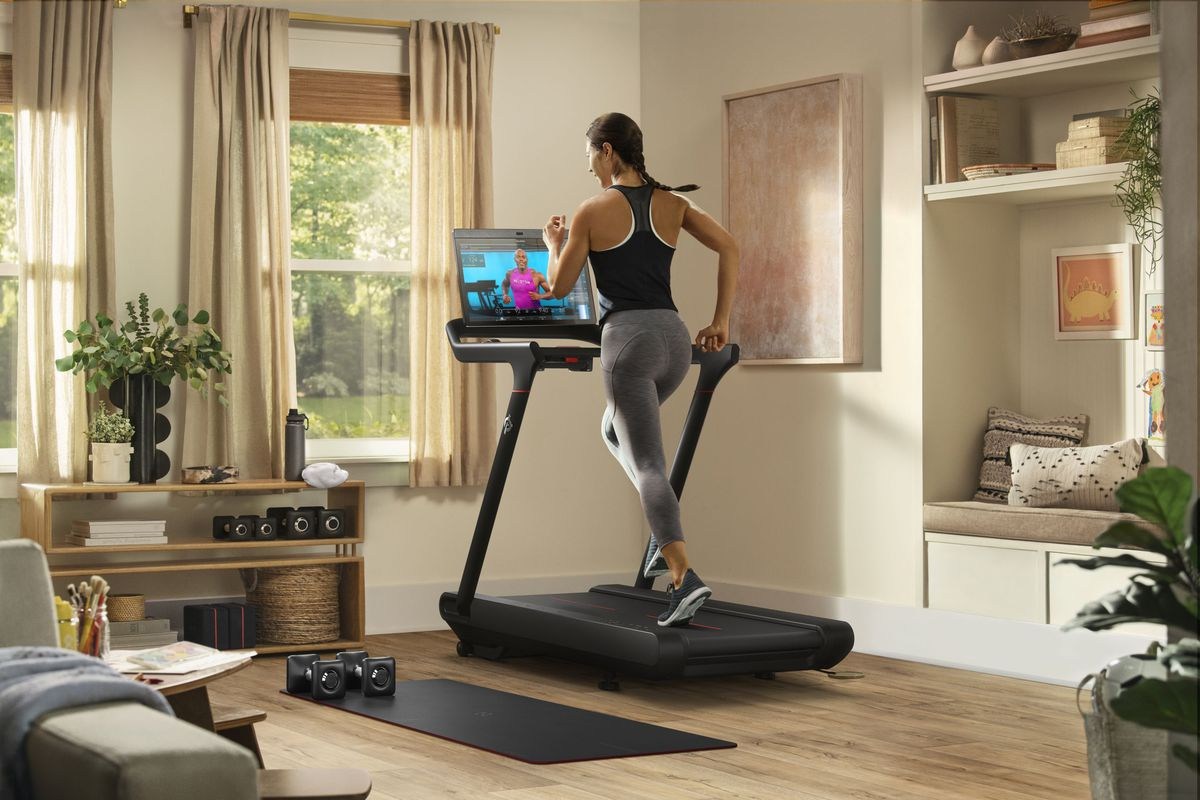 Peloton announces new cheaper treadmill and pricier Bike Plus - The Verge