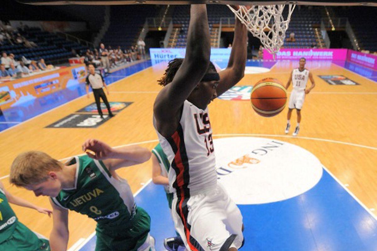 "Photo courtesy <a href=""http://hamburg2010.fiba.com/images/web/Events/10/U17WCM/photos/daybyday/day2/USA_LTU/USA/_483x332/C4Y_8154.jpg"">FIBA</a>"
