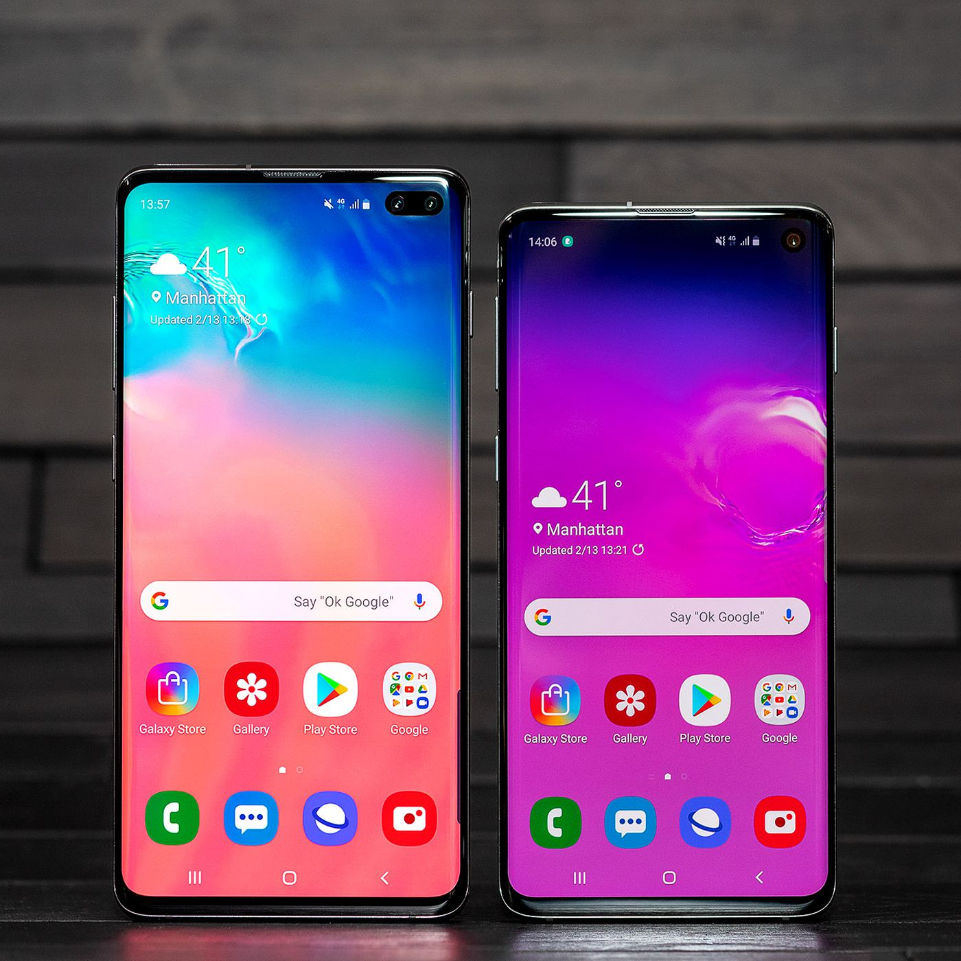Samsung Galaxy S10 announced: price, hands-on, and release date