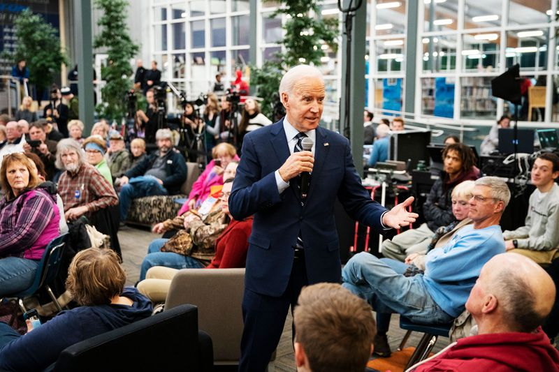 GettyImages_1195234876 Joe Biden is the only candidate with a real shot at getting things done