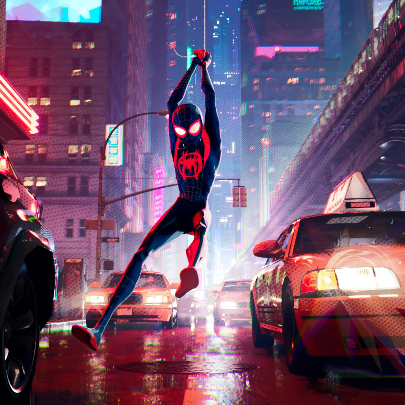 Spider-Man: Into the Spider-Verse is dazzling, hilarious, and unique - The Verge