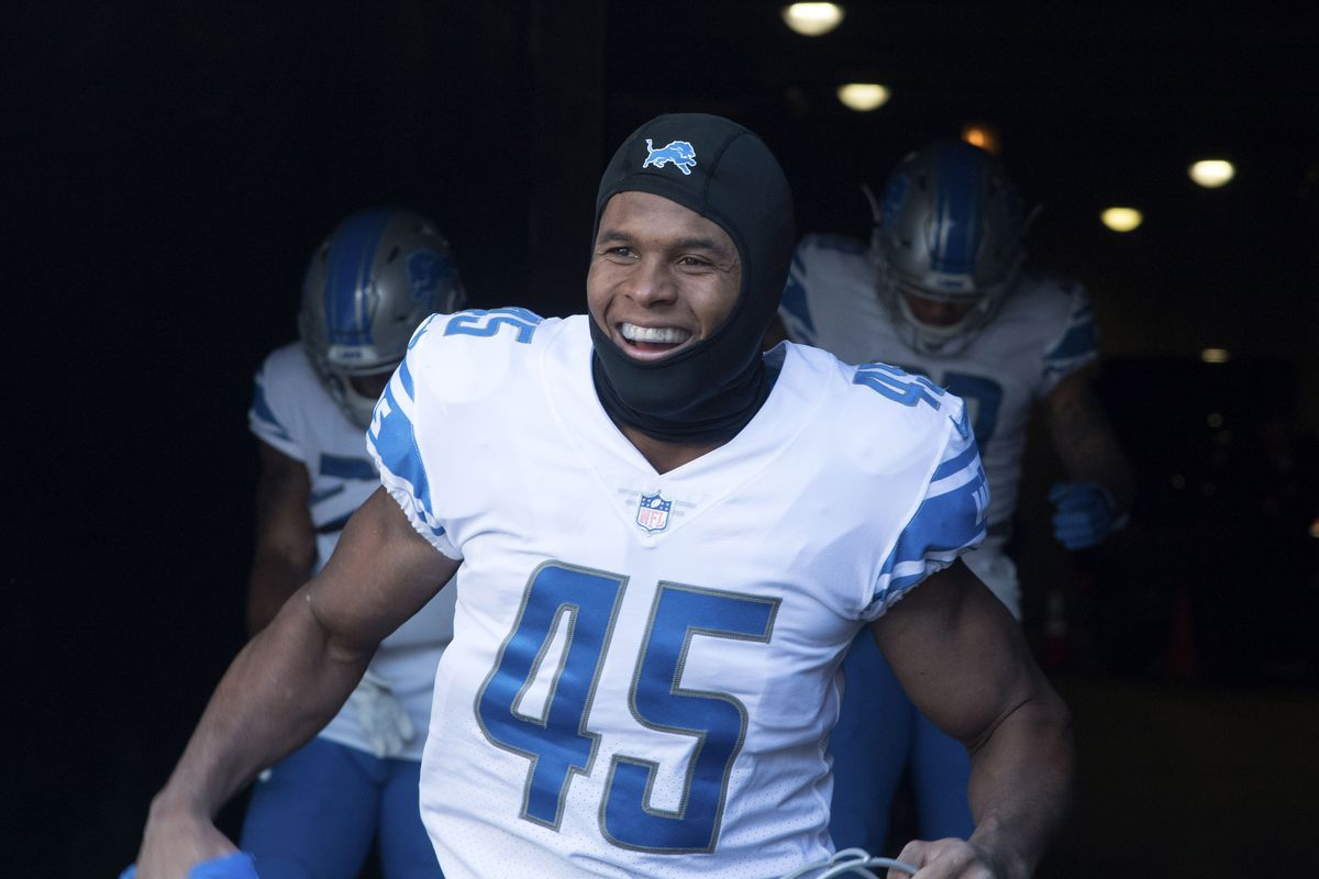Flipboard: Detroit Lions 53-man roster: Here's what stood