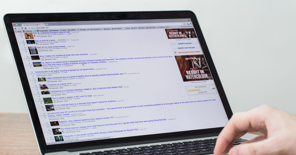 Reddit added chat rooms, and they're about what you'd expect - The Verge