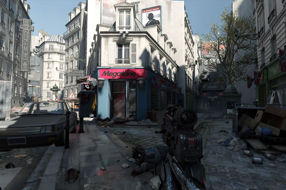 Wolfenstein 2 Subway Map.Youngblood Riverside Collectibles Location And Maps Polygon