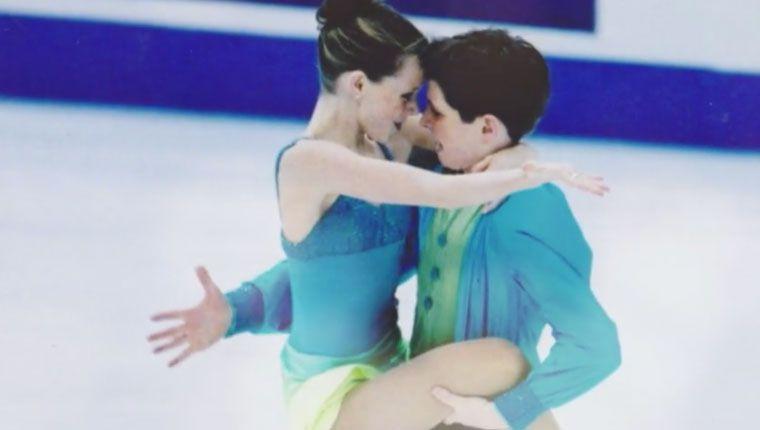 Scott Moir and Tessa Virtue