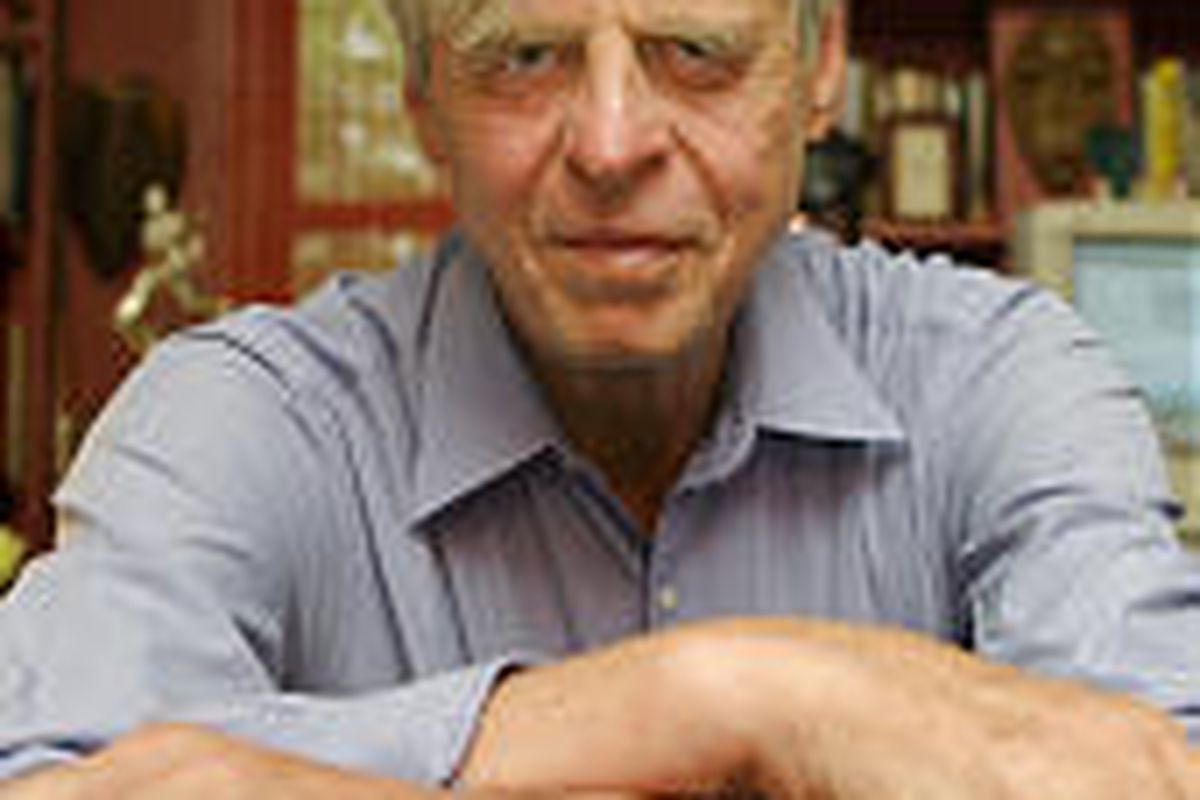 """New Yorker George Plimpton was a """"participatory journalist"""" known for his boundless energy, wit and good cheer."""