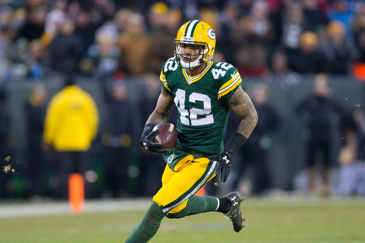 Packers S Morgan Burnett questionable with quad injury Acme