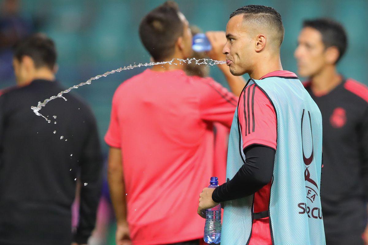 Real Madrid v Atletico Madrid - UEFA Super Cup Previews