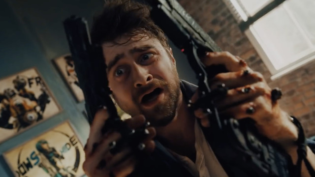 Miles wakes up with GUNS ON HIS HANDS