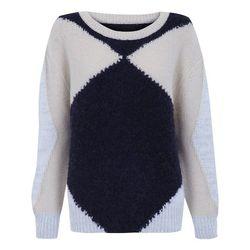 Colorblock sweater, $98.50