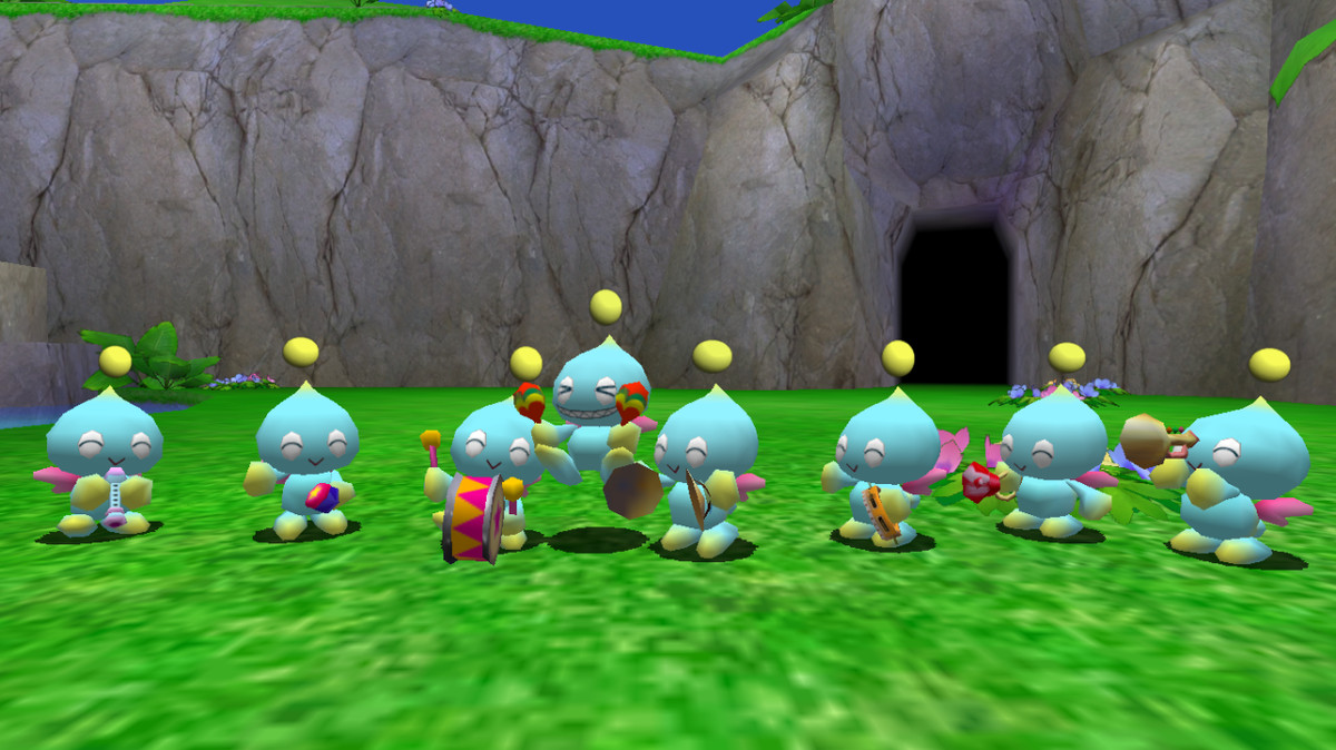 Sonic's greatest minigame becomes its own perfect spinoff - Polygon