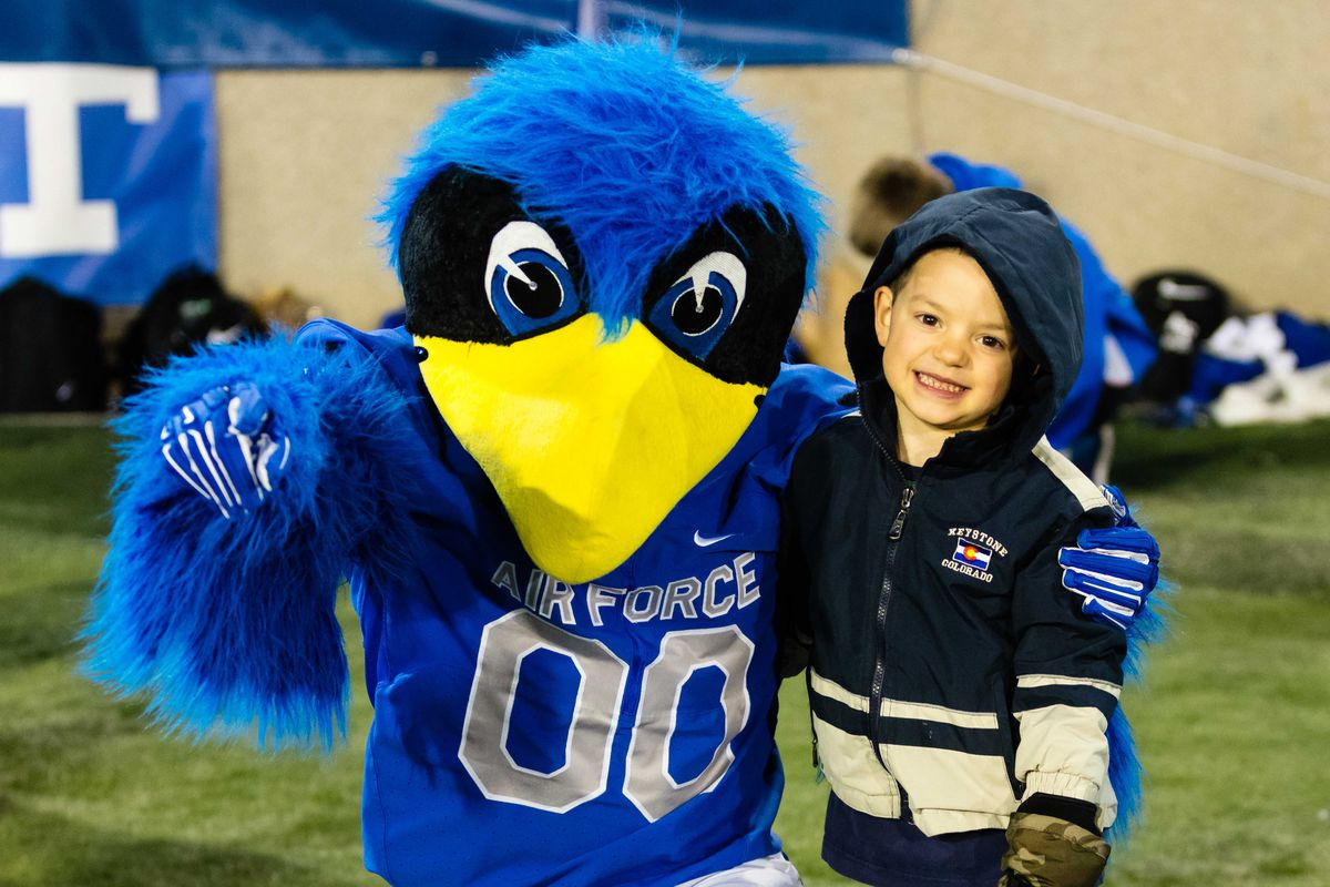 NCAA FOOTBALL: NOV 25 Boise State at Air Force