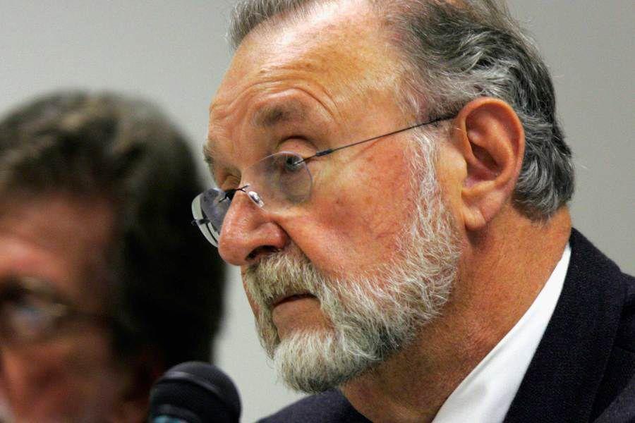 Aaron Jaffe, former Illinois Gaming Board chairman.