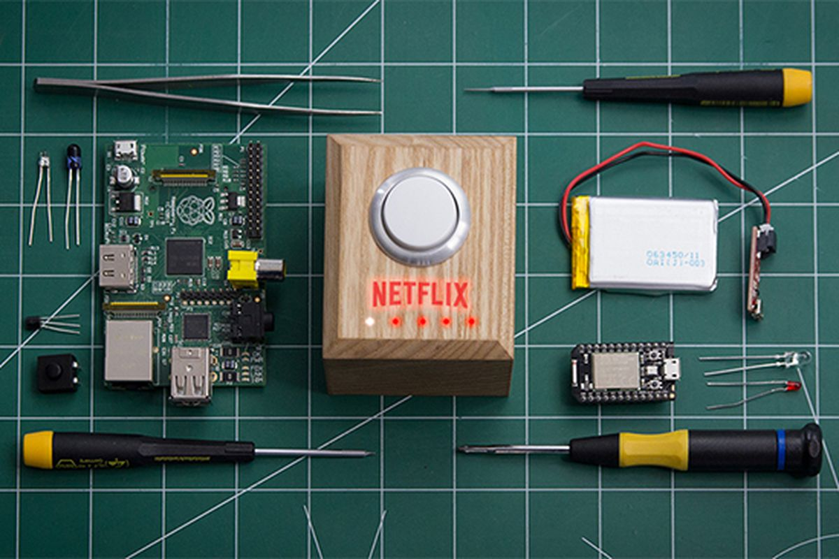 How to build your own 'Netflix and chill' button, according