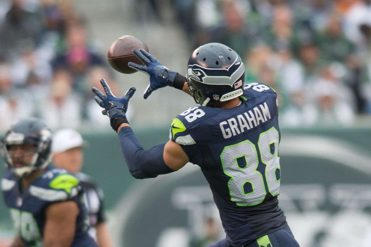 Century Links 10 22 Jimmy Graham Ready for AZ and other Seahawks