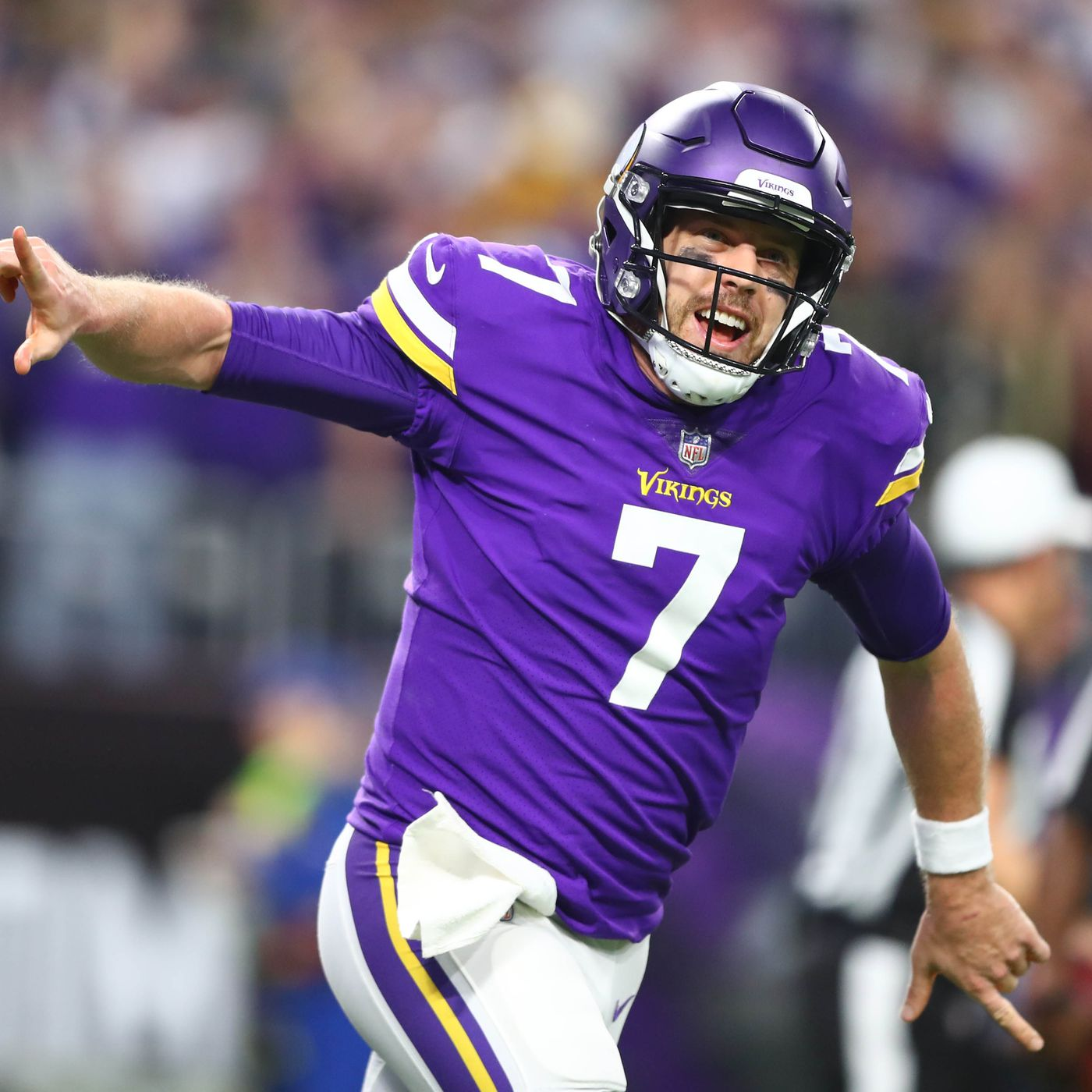 Vikings vs. Eagles NFC Championship Preview  Depth Charge - Daily ... 4cfb1f0ff