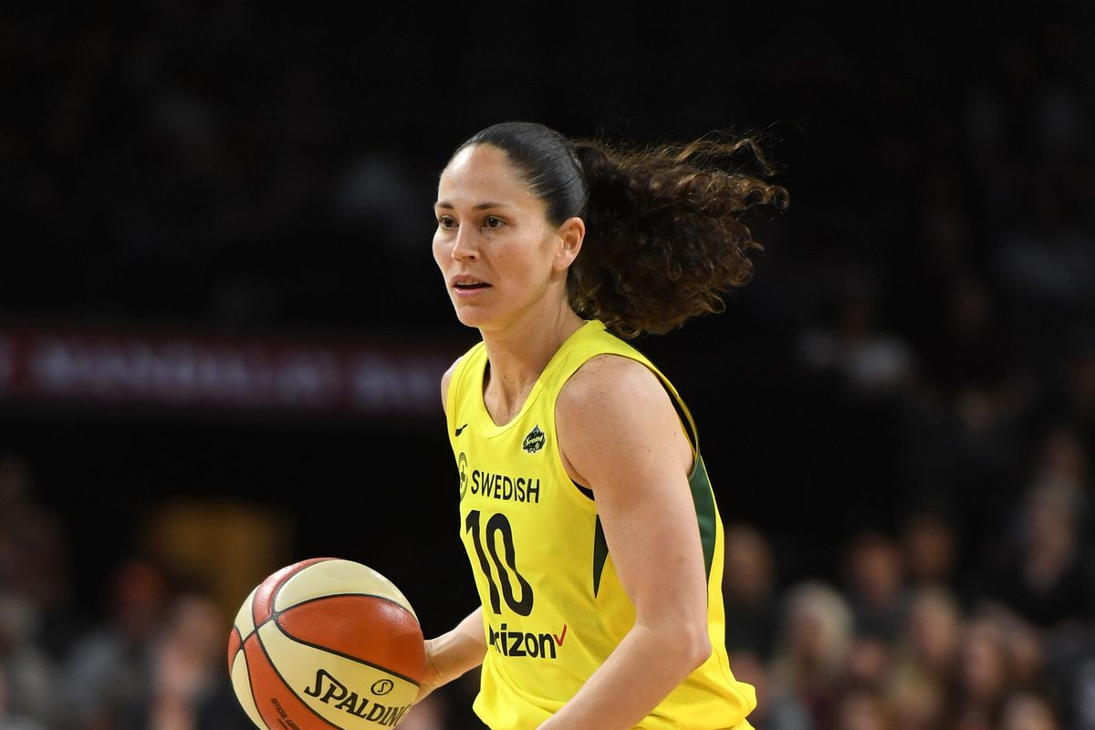 Sue Bird, Megan Rapinoe become first gay ESPN 'Body Issue