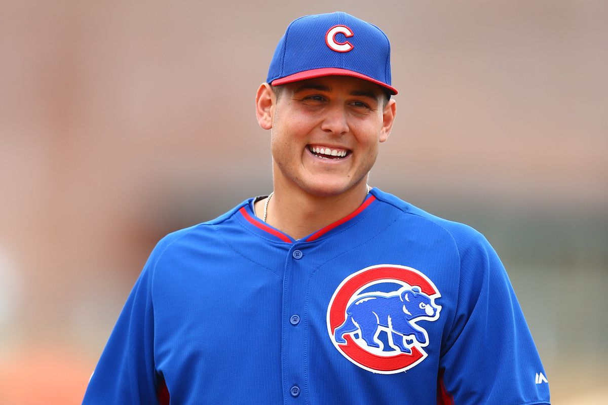 Will anyone unseat Anthony Rizzo as the top Hero for 2015?